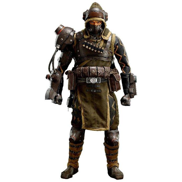 figurka Lost Planet - Mercenary