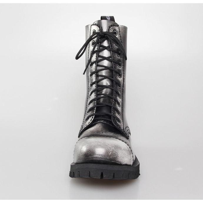 boty 10 dírkové ALTERCORE - White Rub-Off