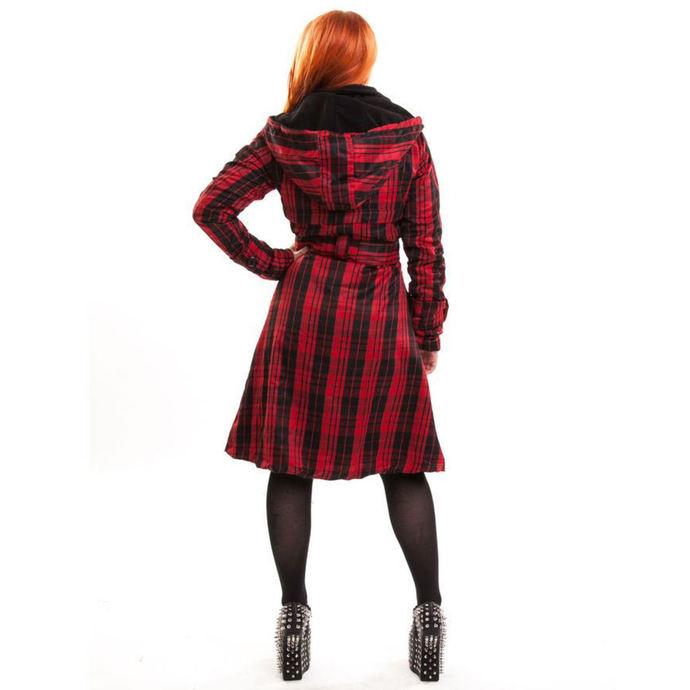 kabát dámský POIZEN INDUSTRIES - Mystique - Red