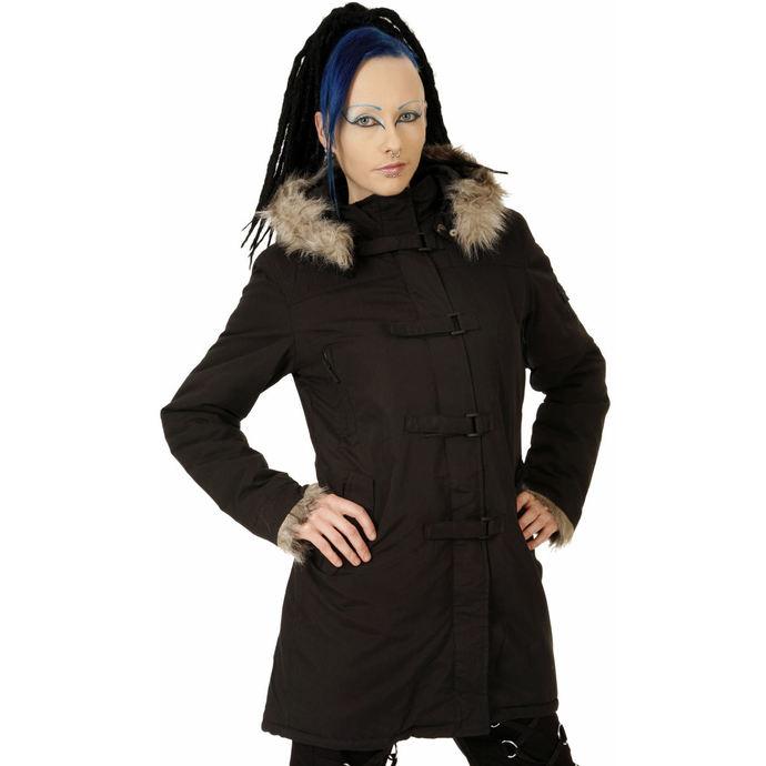 bunda dámská zimní (kabátek) DEAD THREADS