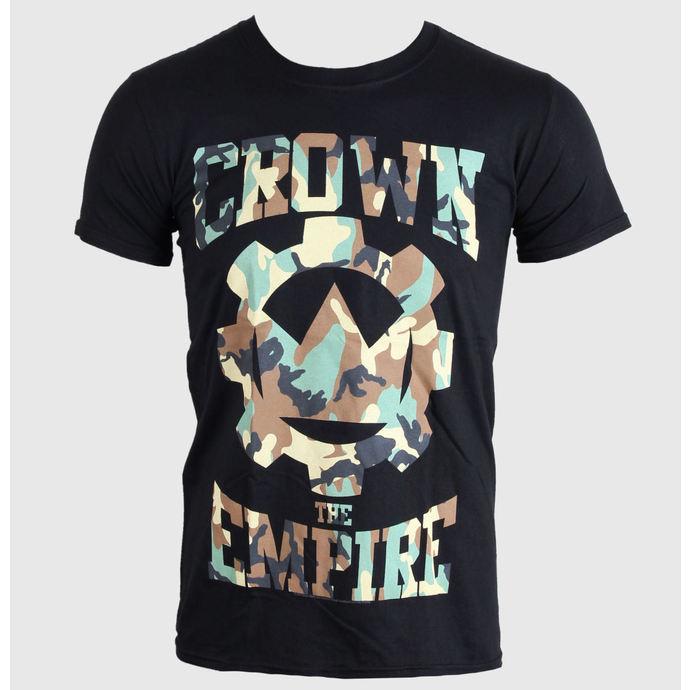 tričko pánské Crown The Empire - Run And Hide - PLASTIC HEAD