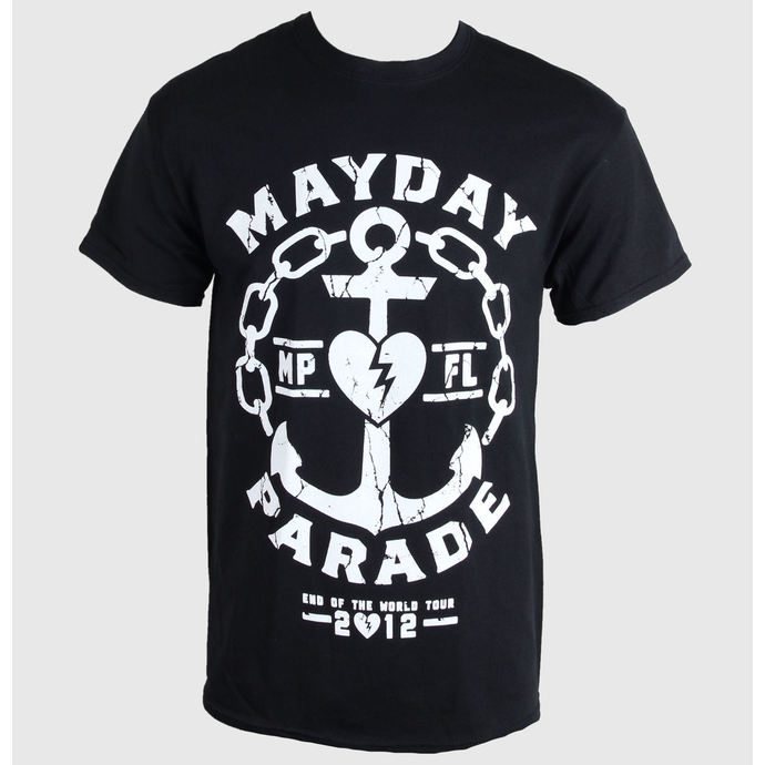 tričko pánské Mayday Parade - Anchor - PLASTIC HEAD