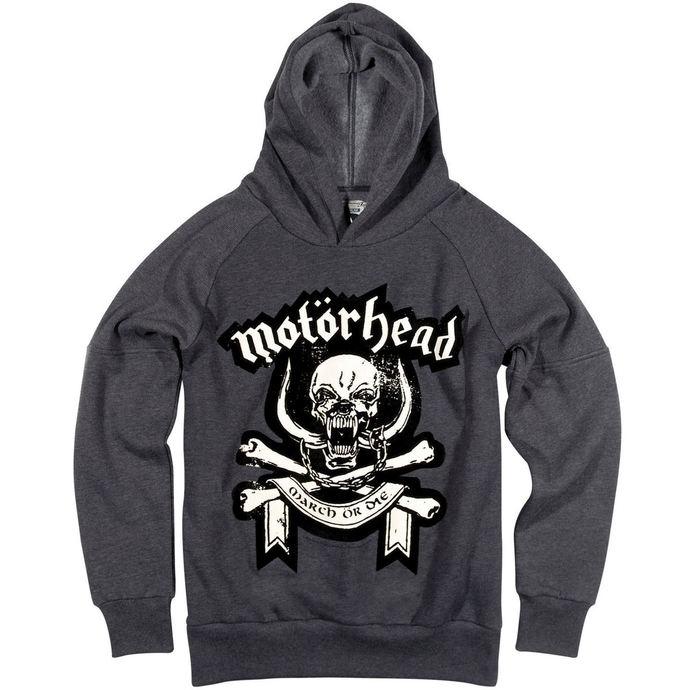 mikina pánská Motörhead - Marl - AMPLIFIED - Dark Grey