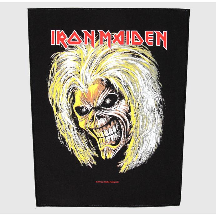 nášivka velká Iron Maiden - Killers / Eddie - RAZAMATAZ