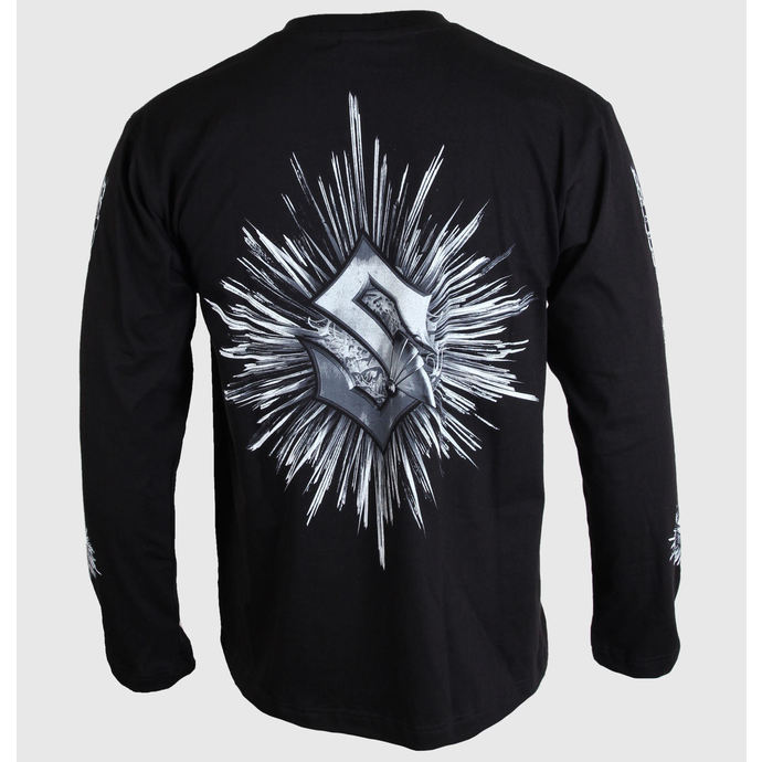tričko pánské s dlouhým rukávem Sabaton -Swedisch Empire Live - Black - CARTON