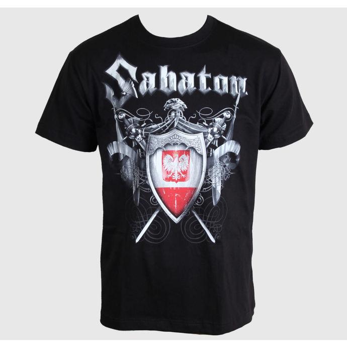 tričko pánské Sabaton - 40:1 Always remember - Black - CARTON