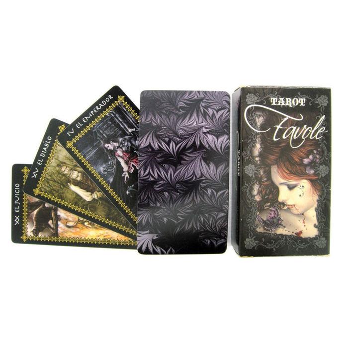 tarotové karty Victoria Francés