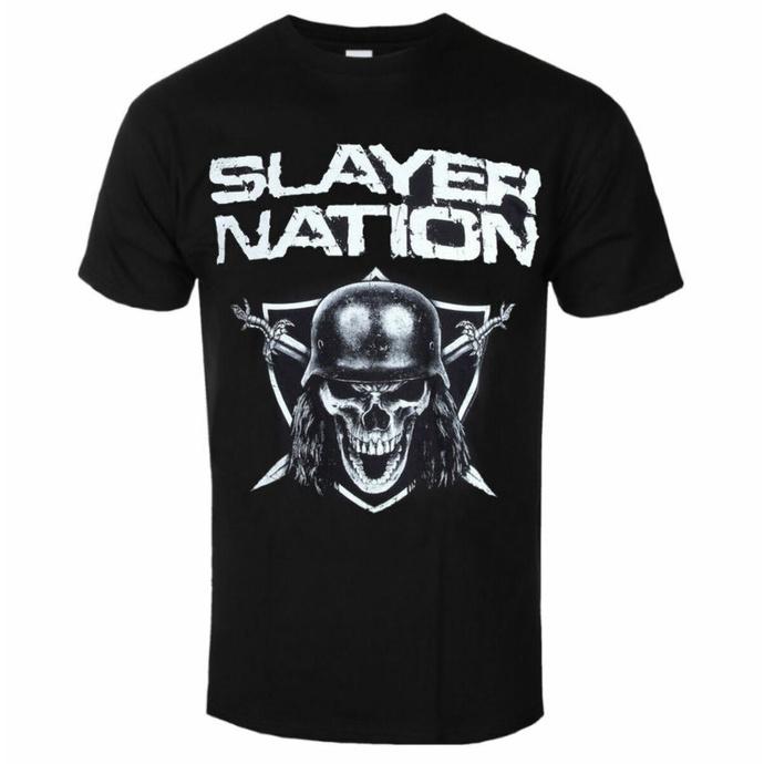 tričko pánské Slayer - Nation - ROCK OFF