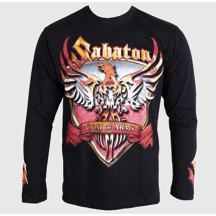 tričko pánské s dlouhým rukávem Sabaton - First To Fight - CARTON