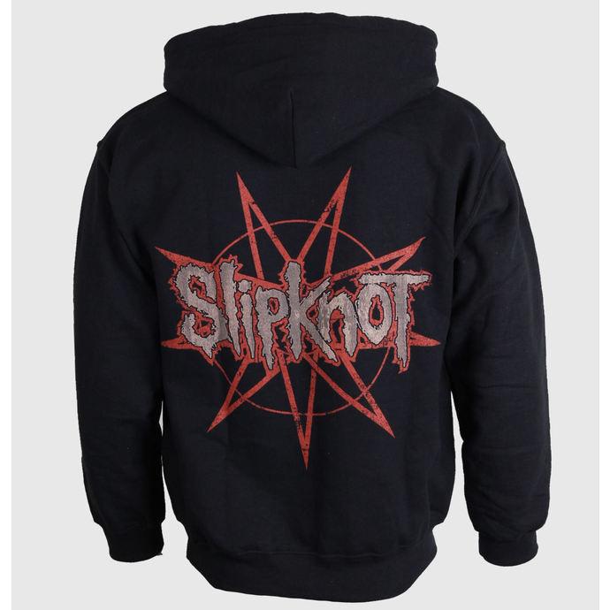 mikina pánská Slipknot - 5 The Gray Chapter - Blk - BRAVADO EU