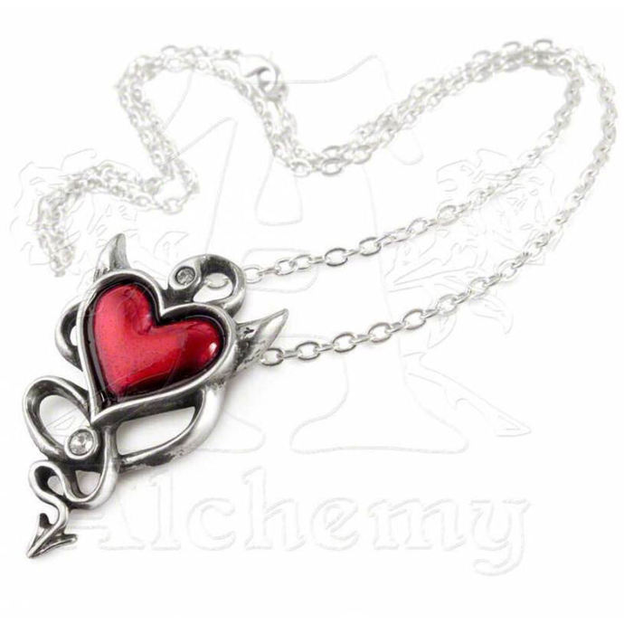 obojek ALCHEMY GOTHIC - Devil Heart