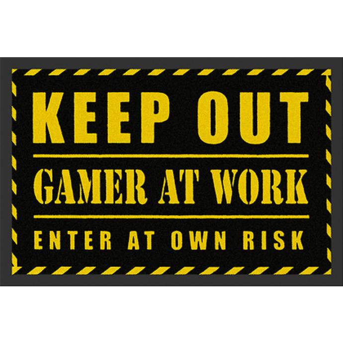 rohožka ROCKBITES - Gamer At Work