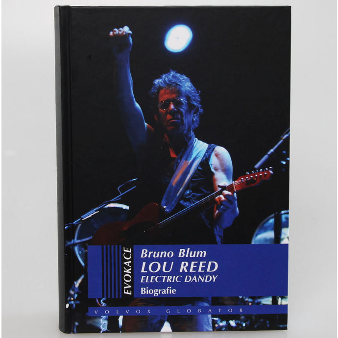 kniha Lou Reed – Electric Dandy