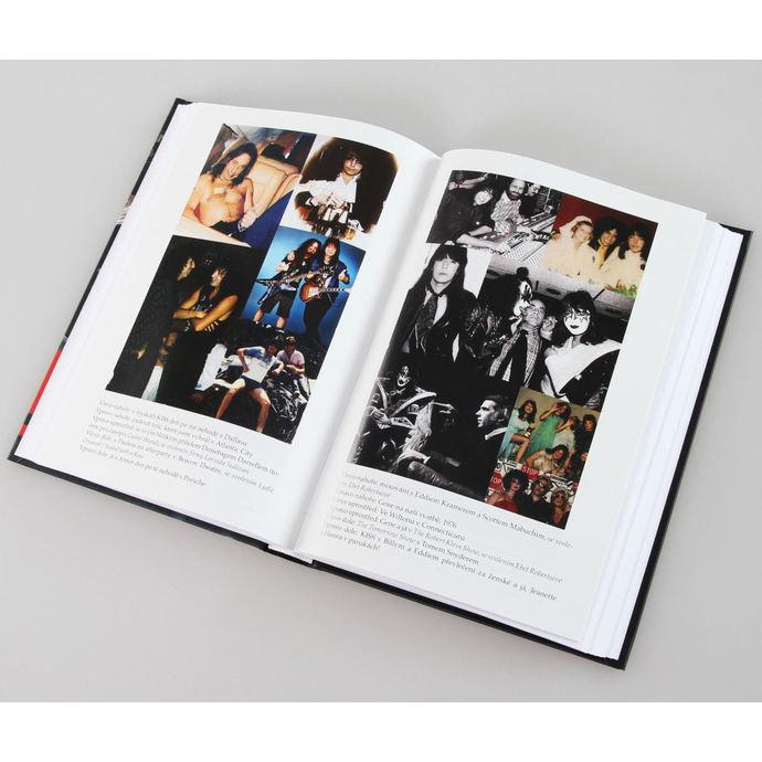 kniha Kiss – Ničeho nelituju