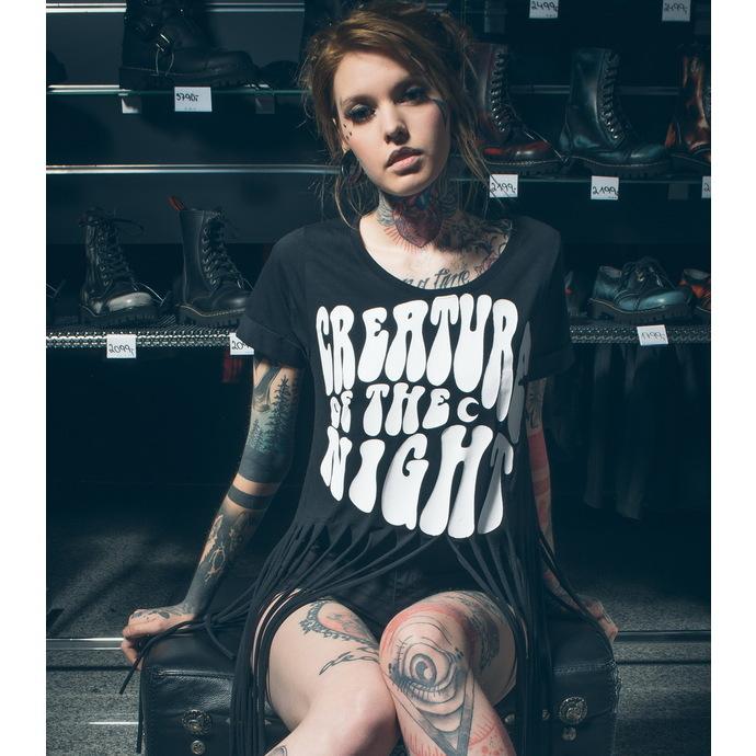 tričko dámské (top) KILLSTAR - Creature Fringe