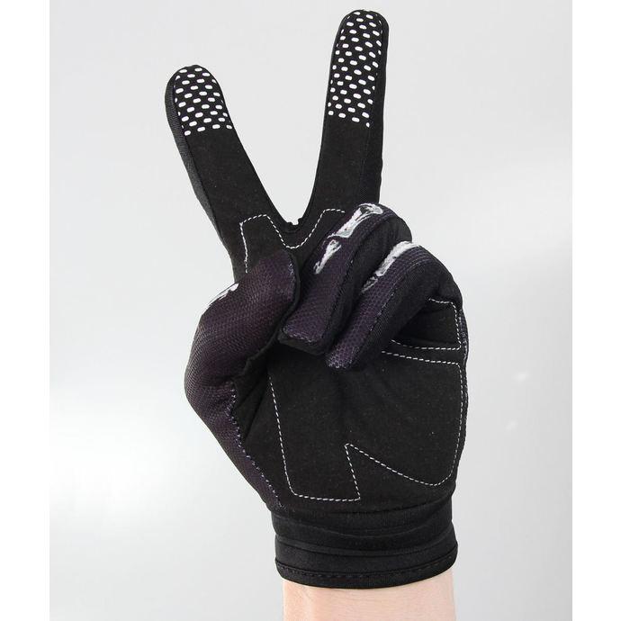 rukavice LETHAL THREAT - Bones Hand - Black