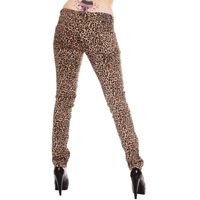 kalhoty dámské 3RDAND56th - Natural
