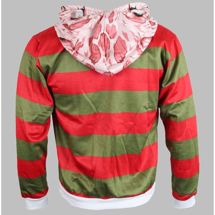 kostým (mikina) Noční můra z Elm Street - Freddy Krueger