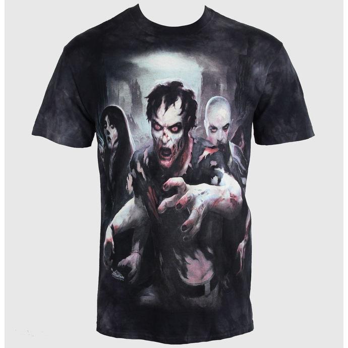 tričko pánské MOUNTAIN - Zombie Apocalypse