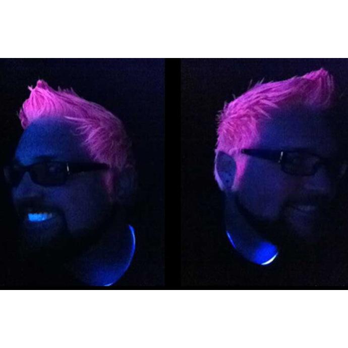 barva na vlasy MANIC PANIC - Amplified