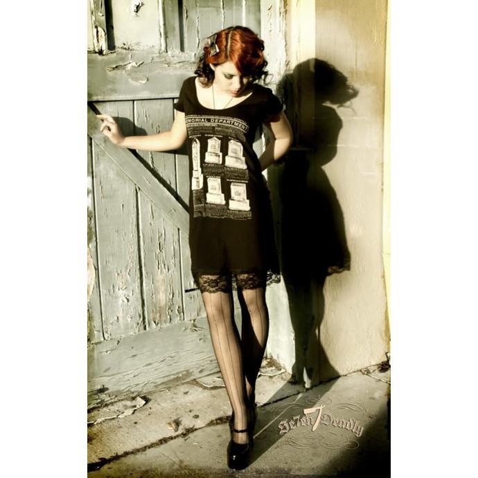 šaty (tunika) dámské SE7EN DEADLY - Memorial Department