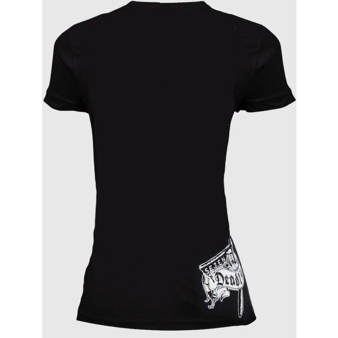 tričko dámské SE7EN DEADLY - Embalming