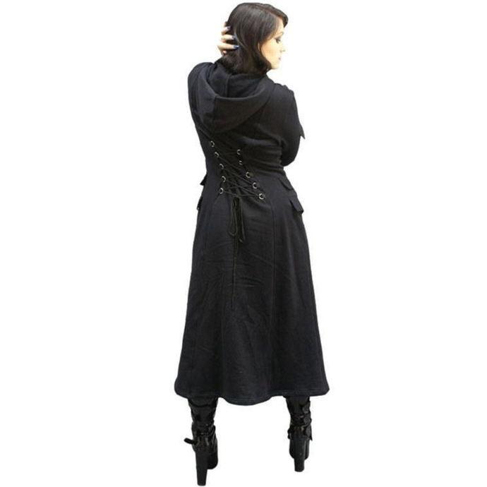 kabát dámský NECESSARY EVIL - Alcis - Black