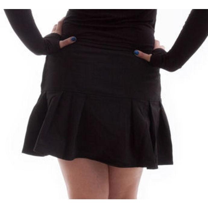 sukně dámská MILISHA - Safety - Black
