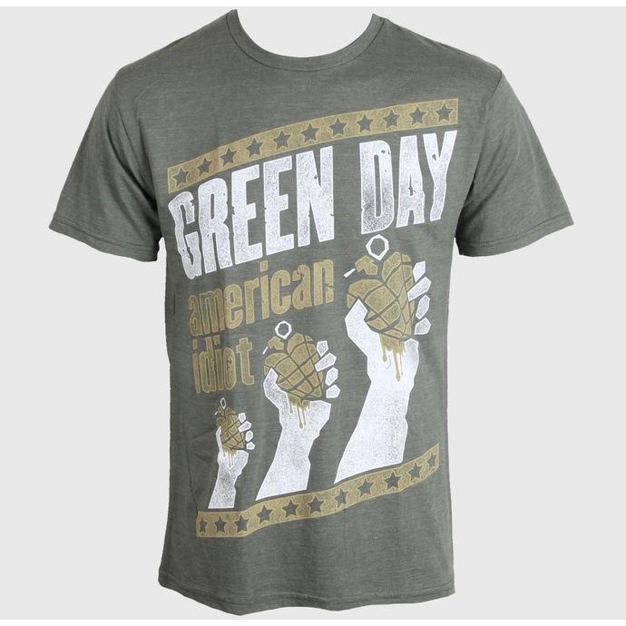 tričko pánské Green Day - Handout - BRAVADO