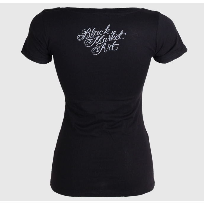tričko dámské BLACK MARKET - Wayne Maguire - Pinkman