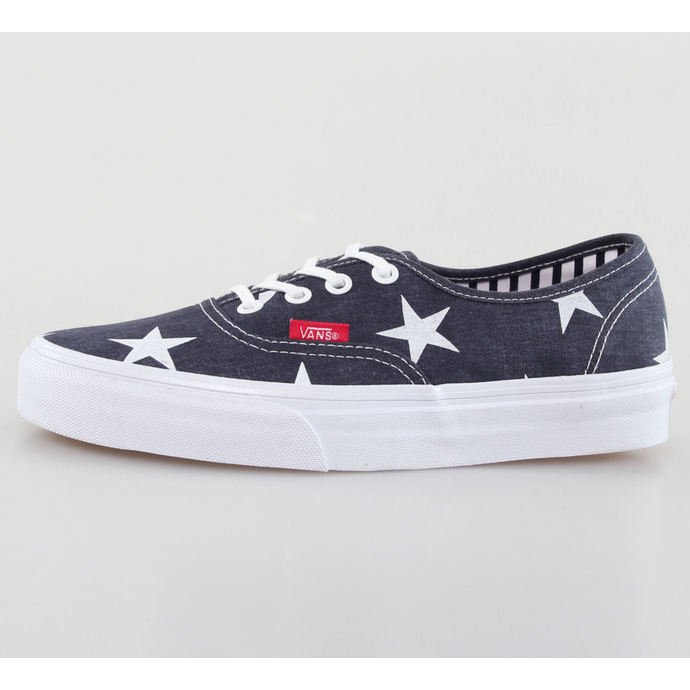 boty VANS - U Authentic - Stars Stripe - True White