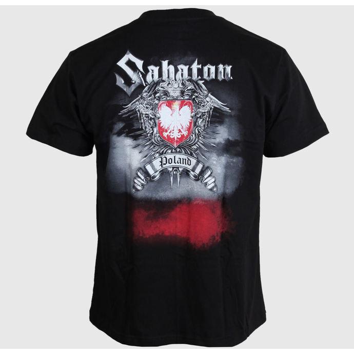 tričko pánské Sabaton - Poland - CARTON
