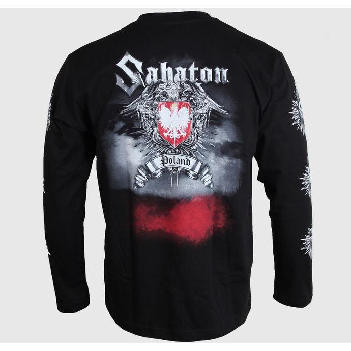 tričko pánské s dlouhým rukávem Sabaton - Poland - CARTON