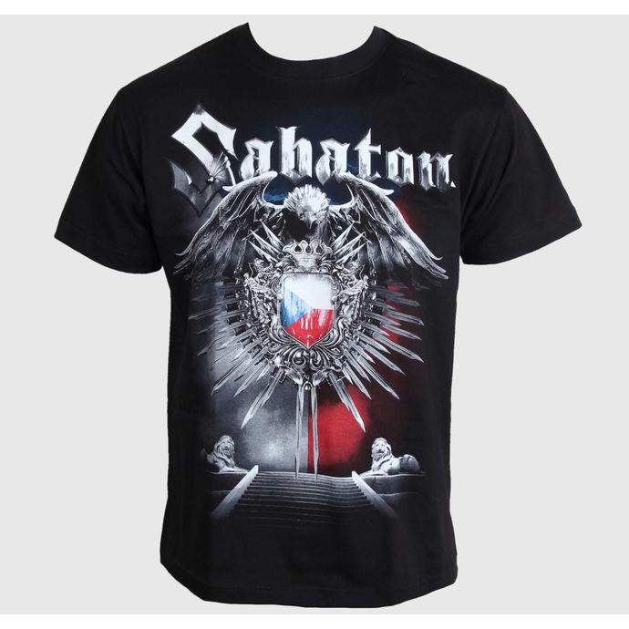 tričko pánské Sabaton - Czech Republic - CARTON