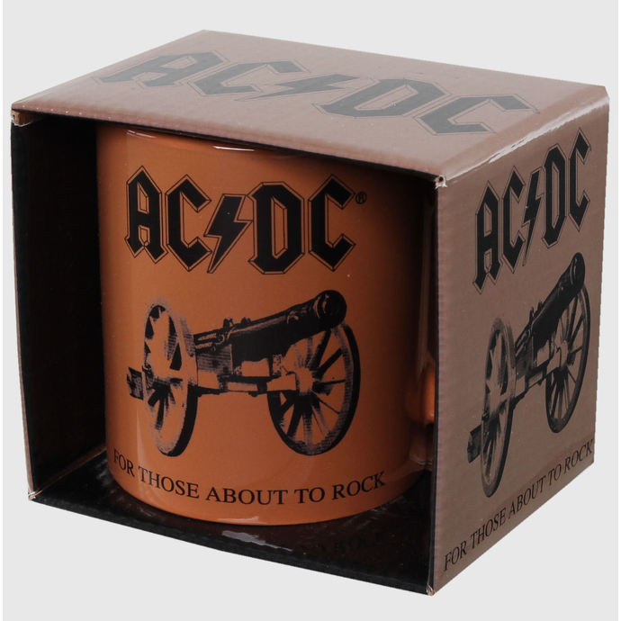 hrnek AC/DC - For Those About to Rock - ROCK OFF