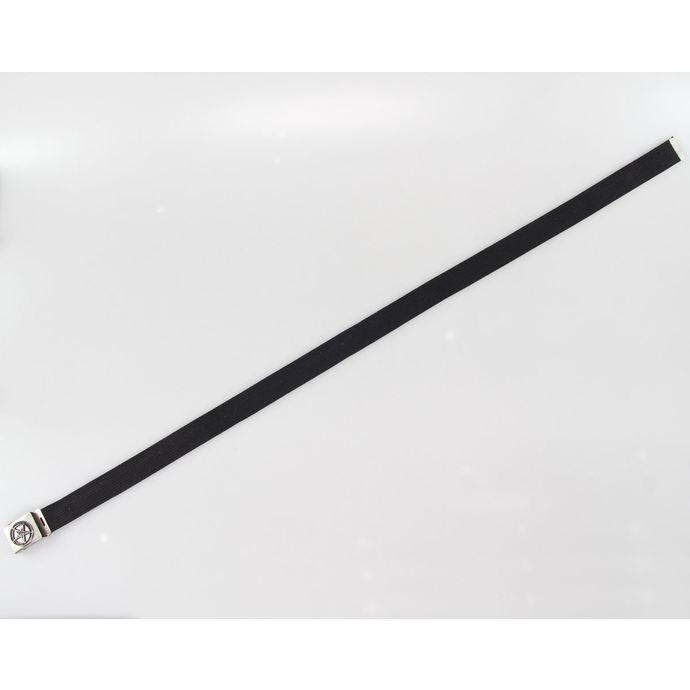 pásek PENTAGRAM - Black