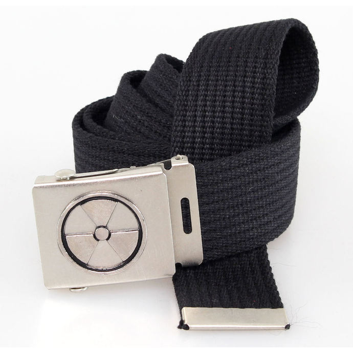 pásek TOXIC WASTE - Black