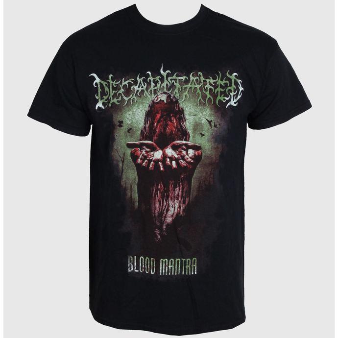 tričko pánské Decapitated - Blood Mantra - BLK - RAZAMATAZ