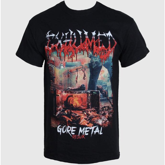 tričko pánské Exhumed - Gore Metal Redux - BLK - RAZAMATAZ