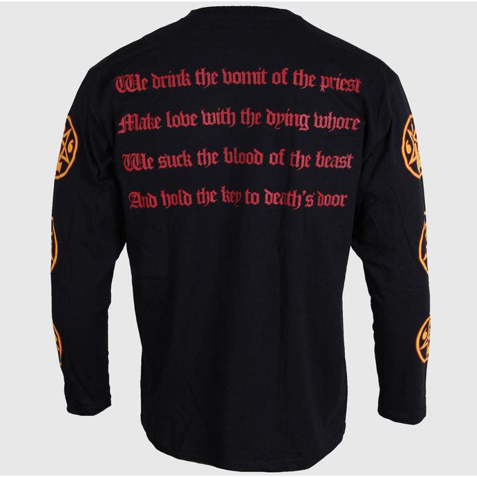 tričko pánské s dlouhým rukávem Venom - Black Metal - RAZAMATAZ