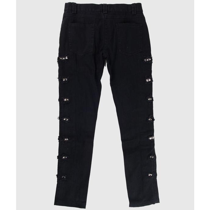 kalhoty BAT ATTACK - Black