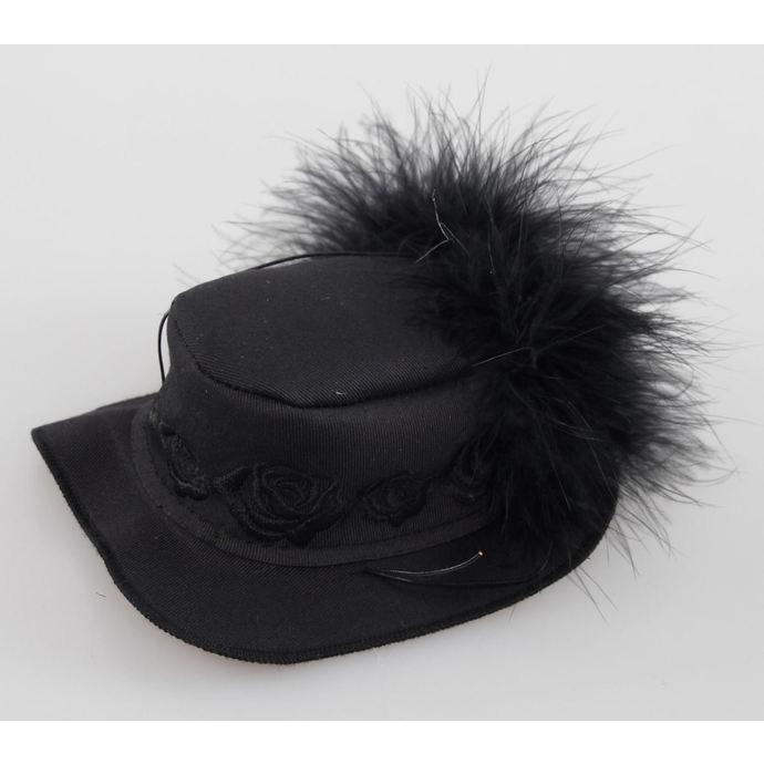 klobouček ZOELIBAT - Black