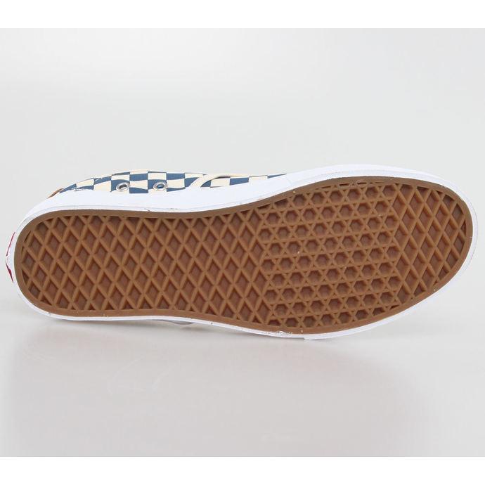 boty pánské VANS - Chima Ferguson Pro (Checkerb Oard) - Tan/Blue