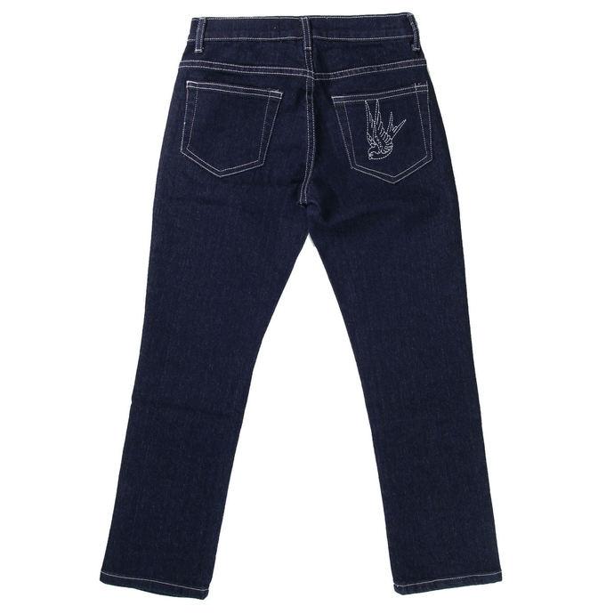 kalhoty 3/4 dámské COLLECTIF - Blue