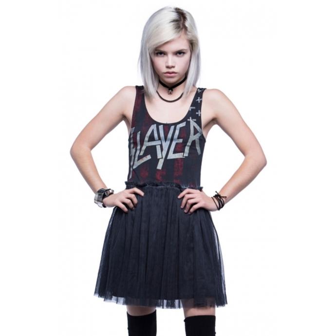 šaty dámské IRON FIST - Slayer - Black