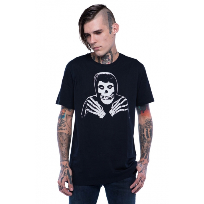tričko pánské IRON FIST - Misfits - Black
