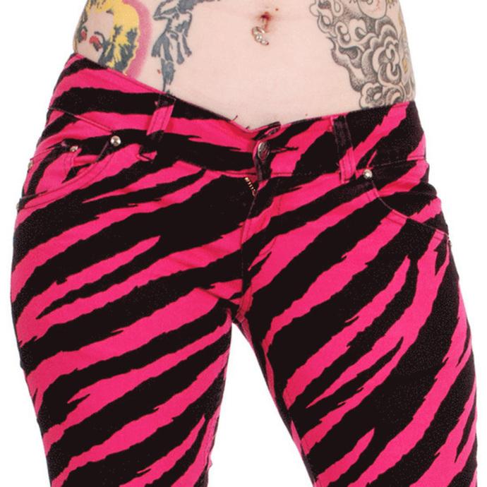kalhoty dámské 3RDAND56th - Pink