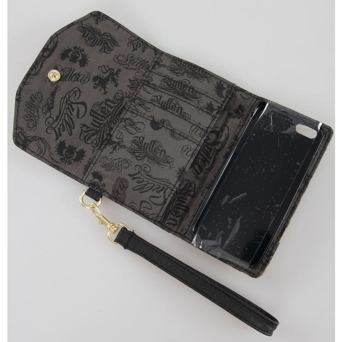 pouzdro na IPHONE 5 (peněženka) SULLEN
