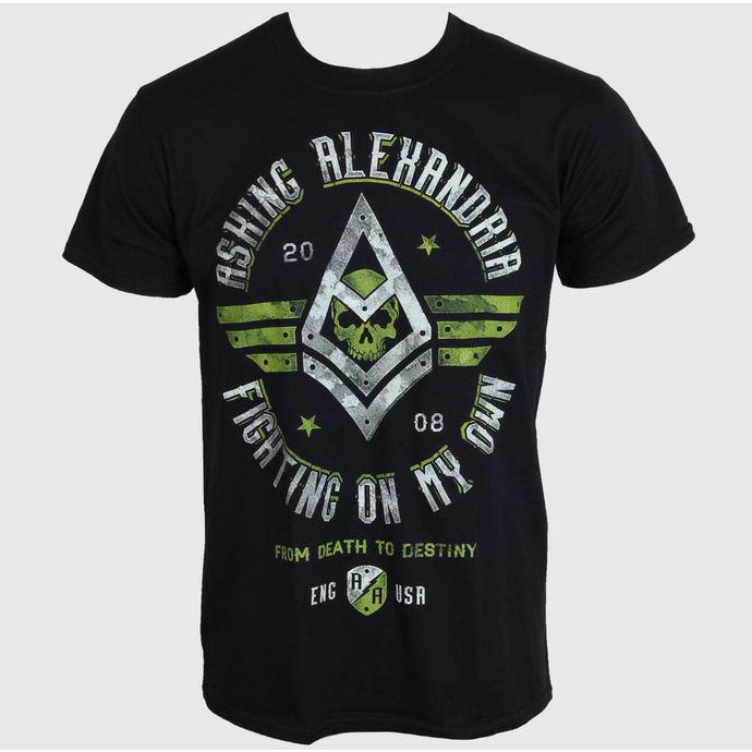 tričko pánské Asking Alexandria - Fight - PLASTIC HEAD