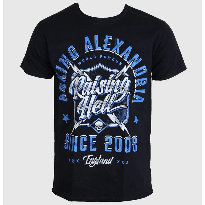 tričko pánské Asking Alexandria - Raising Hell - PLASTIC HEAD